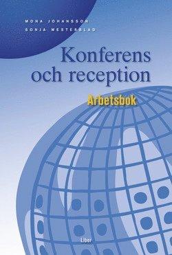 bokomslag Konferens och reception Arbetsbok