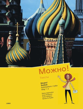 bokomslag Mozjno! Textbok - Ryska steg 1-2