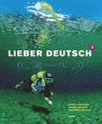 bokomslag Lieber Deutsch 3 Kursbok