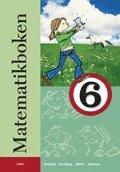 bokomslag Matematikboken 6 Grundbok