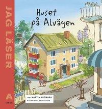 bokomslag Jag läser A Huset på Alvägen