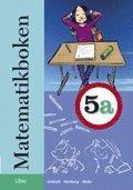 bokomslag Matematikboken 5a