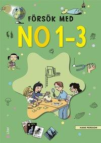 bokomslag Försök med NO 1-3