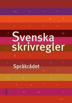bokomslag Svenska skrivregler