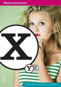 bokomslag Matematikboken X