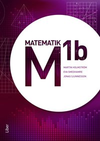 bokomslag Matematik 1b