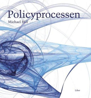 bokomslag Policyprocessen