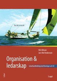 bokomslag Organisation o ledar lärhl-styr rätt
