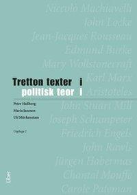 bokomslag Tretton texter i politisk teori