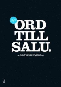 Nya ord till salu - En bok om copywriting