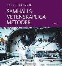 bokomslag Samhällsvetenskapliga metoder