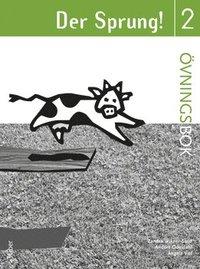 bokomslag Der Sprung! 2 Övningsbok