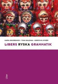 bokomslag Libers ryska grammatik