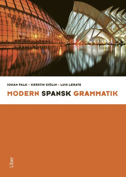 bokomslag Modern spansk grammatik