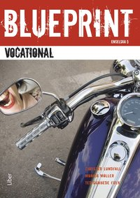 bokomslag Blueprint Vocational Kursbok inkl elev-cd