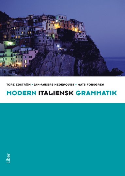 bokomslag Modern italiensk grammatik