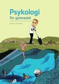 bokomslag Psykologi för gymnasiet