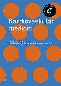 bokomslag Kardiovaskulär medicin, bok med eLabb