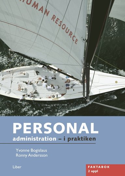 bokomslag Personaladministration - i praktiken Faktabok