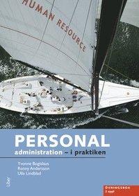 bokomslag Personaladministration - i praktiken Övningsbok