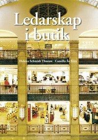 bokomslag Ledarskap i butik