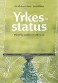 bokomslag Yrkesstatus : erfarenhet, identitet och erkännande