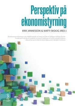 bokomslag Perspektiv på ekonomistyrning