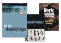 bokomslag Styrning x 3 - Bokpaket med tre böcker inom styrningsområdet