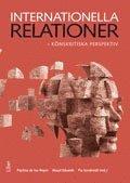 bokomslag Internationella relationer : könskritiska perspektiv