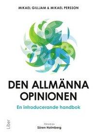 bokomslag Den allmänna opinionen : en introducerande handbok