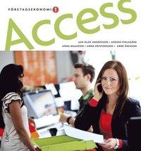 bokomslag Access 1 Faktabok