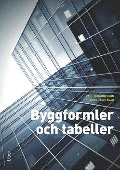 bokomslag Byggformler och tabeller