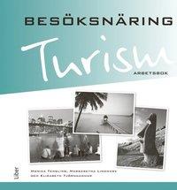 bokomslag Turism - Besöksnäring Arbetsbok