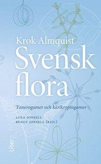 bokomslag Svensk flora: Fanerogamer och kärlkryptogamer