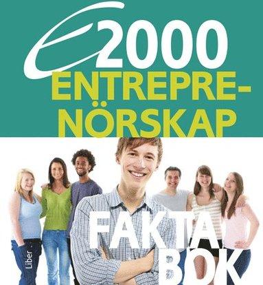 bokomslag E2000 Entreprenörskap Faktabok