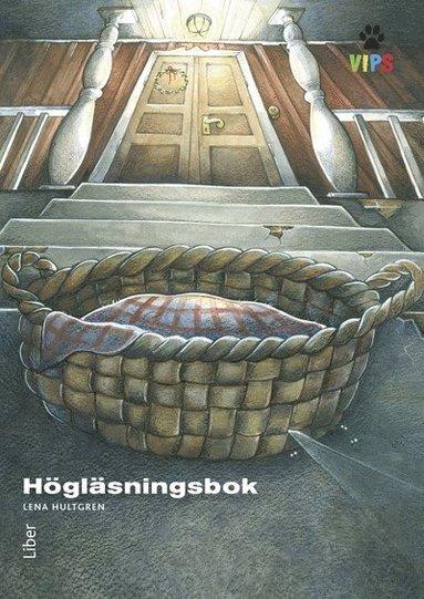 bokomslag Vips Högläsningsbok