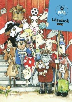 bokomslag Vips Läsebok 3
