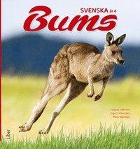 bokomslag Bums Svenska år 4 Grundbok