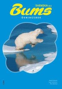 bokomslag Bums Svenska år 5 Övningsbok
