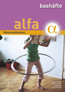 bokomslag Matematikboken Alfa Bashäfte