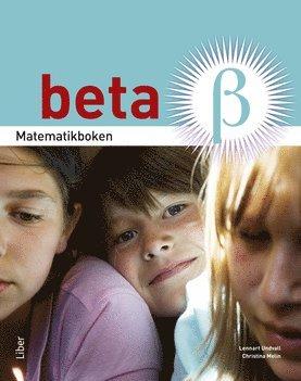 bokomslag Matematikboken Beta Grundbok