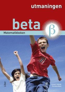 bokomslag Matematikboken Beta Utmaningen