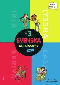 bokomslag Tummen upp! Svenska kartläggning åk 3