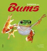 bokomslag Bums Svenska åk 6 Grundbok