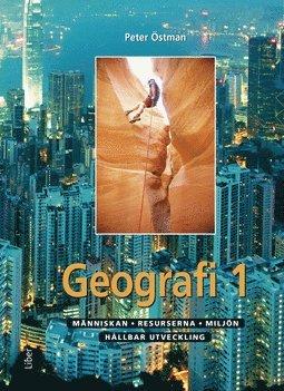 bokomslag Geografi 1