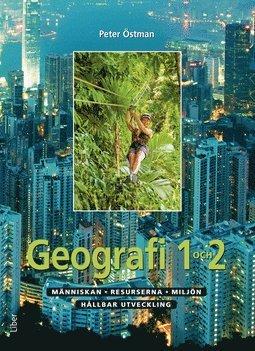 bokomslag Geografi 1 och 2