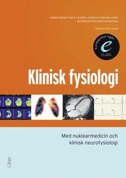 bokomslag Klinisk fysiologi, bok med eLabb