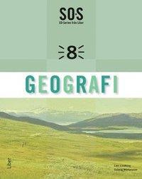 bokomslag SO-serien Geografi 8