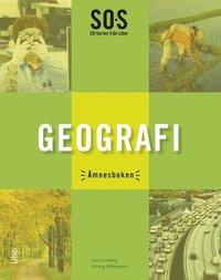bokomslag SO-serien Geografi Ämnesbok