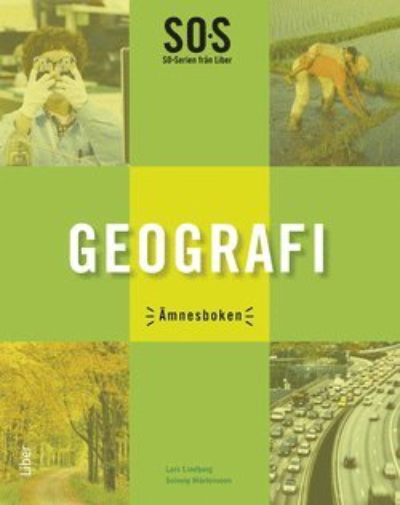 SO-serien Geografi Ämnesbok 1